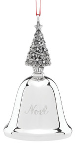 Reed & Barton Annual Noel Bell Ornament 2016
