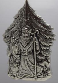 Buccellati Italy Annual Ornament 1998 - Santa