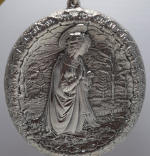 Buccellati Italy Annual Ornament 2010 - Madonna