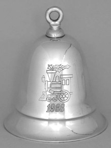 Kirk Stieff Annual Musical Bell Ornament 1988