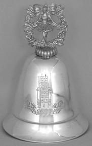 Kirk Stieff Annual Musical Bell Ornament 1997