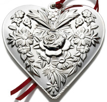 Kirk Stieff Annual Repousse Ornament 2010