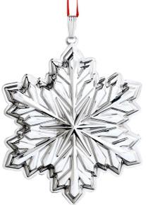 Reed & Barton Annual Snowflake Ornamnet 2014