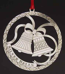 Wallace Annual Songs of Christmas Ornament 2000