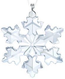 Swarovski Annual Snowflake Ornament 2016 - Miniature