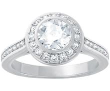 Swarovski Angelic Ring Size 58 (US Size 8)