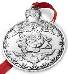 Kirk Stieff Annual Repousse Ornament 2017