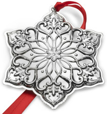 Towle Annual Old Master Snowflake Ornament 2017