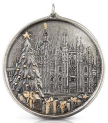 Buccellati Annual Ornament 2017 - Duomo Christmas