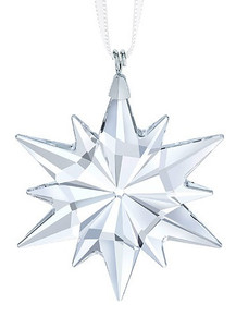 Swarovski Annual Mini Snowflake Ornament 2017