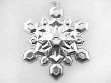 Gorham Annual Snowflake Ornament 2001