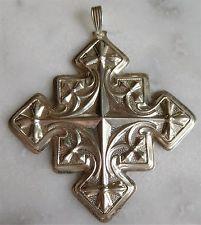 Reed & Barton Annual Cross Ornament 1979 - No Box