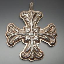 Reed & Barton Annual Cross Ornament 1994