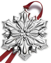 Gorham Annual Snowflake Ornament 2018 - Sterling