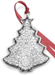 Gorham Annual Christmas Tree Ornament 2018 - Sterling