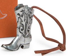 Danforth Cowboy Boot Ornament - Classic