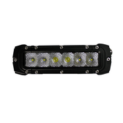 "Xtreme Lighting Products' 6in ""Venom"" Single Row CREE LED Light Bar - Combo Beam"