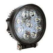 "27 Watt 5"" Round Worklight"
