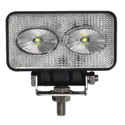 "20 Watt 4.5"" Cree LED Rectangular Tractor Light"