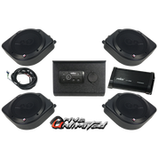 Polaris RZR 1000 2013 & Up Bluetooth Amp Stereo System