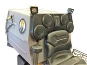 Drive Unlimited's Walker Mower Stereo / LED Lighting System