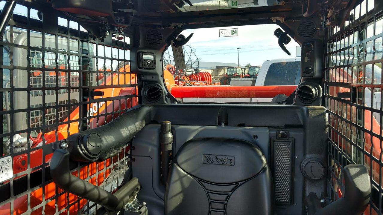 Kubota Ssv Stereo System Tractor
