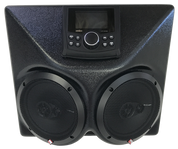 "Drive Unlimited's ""The CUBE""  2 Speaker AM/FM Bluetooth Stereo System"