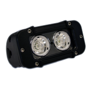 "RTV1100 LED Light Kit - 2 - 4.5"" Rectangle Work Lights - Flood Includes(Wire Kit, Brackets, Switch)"