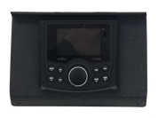 """Drive Unlimited's Velex with 3"""" Color Display Screen, BT AM/FM Head Unit with Subout (bezel for RZR Included)"""
