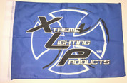 Xtreme Lighting Products' Flag for LED Whip - Blue