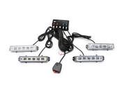 Xtreme Lighting Product's LED Grille Strobe Light with (4)- 6 LED panels