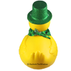 Custom St. Patrick's Day Jumbo Rubber Duck with Leprechaun Hat & Scarf