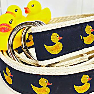 Rubber Duck Belt (D-ring)
