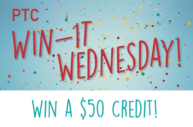 Win-It Wednesday - Win $50 in Store Credit