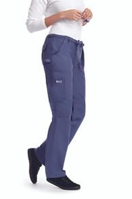 mobb elastic drawstring pants