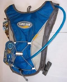 Hydration Camelback  Hydroback  Blue/Gray