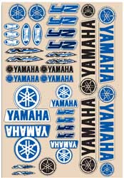 Decal kit  N-Style YamahaYZ Universal Off-Road New