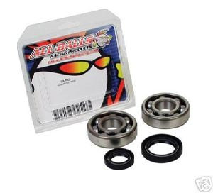 Honda  85-05 CR80/CR85 Crankshaft Bearing & Seal  Kit
