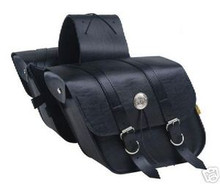 Saddle Bags Willie & Max  Deluxe Compact Slant