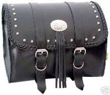 Rear Bag Willie & Max  Warrior Max Pax Black