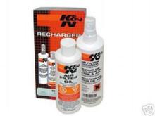 K&N Motorcycle Service Kit Recharger Filter Service Kit new