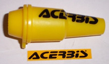 Acerbis Spark plug holder Yellow  New