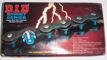 DID Sprint 630 Motocycle Chain 110 Links New