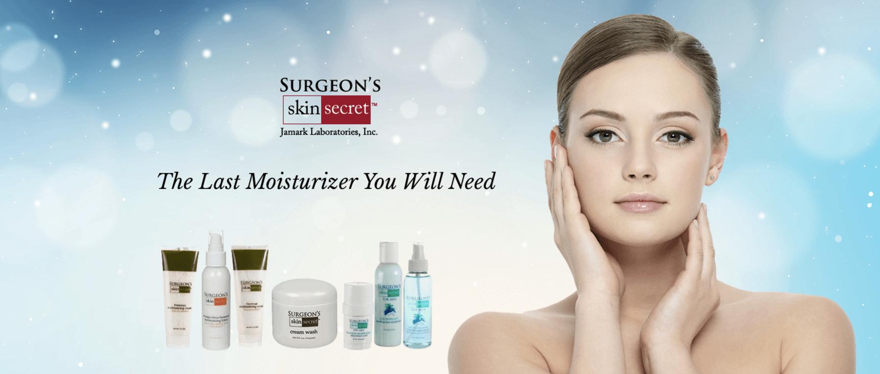 surgeon's skin secret products