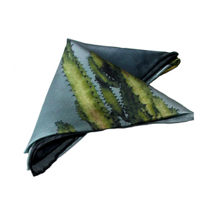 THE ALBION STREET POCKET SQUARE