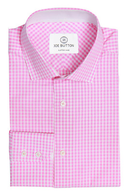 Brooklyn Pink Small Gingham
