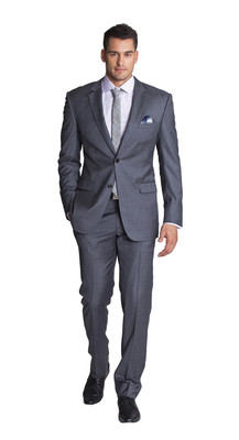 THE GREY TWO PIECE SUIT