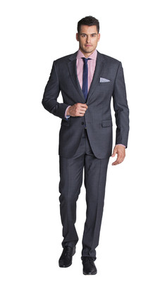 THE GREY NAILHEAD SUIT