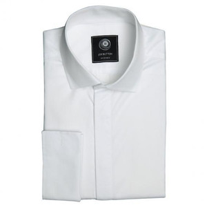 THE PREMIUM WHITE SHIRT (WITH HIDDEN PLACKET) (WOMEN)
