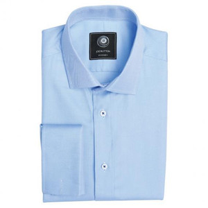 THE PREMIUM BLUE TWILL SHIRT (WOMEN)